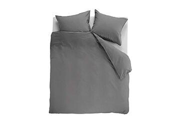 Beddinghouse Basic Gots Bettwäsche Grey
