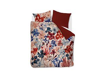 Beddinghouse Iris Field Bettwäsche Red
