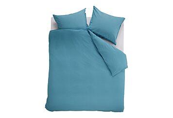 Beddinghouse Basic Gots Bettwäsche Blue Grey