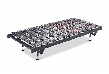 Technoflex 6000 Tellerlattenrost Flach