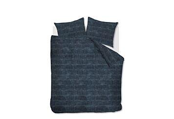 vtwonen Vintage Indigo Bettwäsche Dark Blue