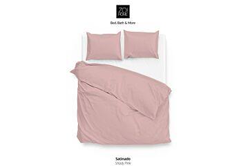 Zo!Home Satinado Bettwäsche Shady Pink