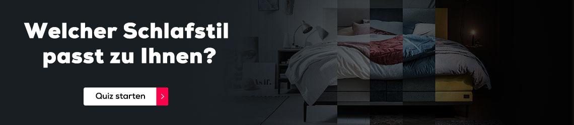 Welcher Schlafstil passt zu Ihnen? | Swiss Sense