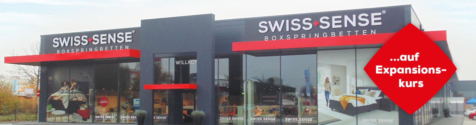 Expansion Deutschland Swiss Sense