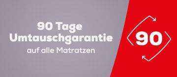 90 Tage Umtauschgarantie | Swiss Sense