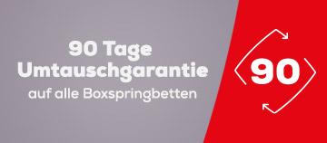 90 Tagen Umtauschgarantie | Swiss Sense