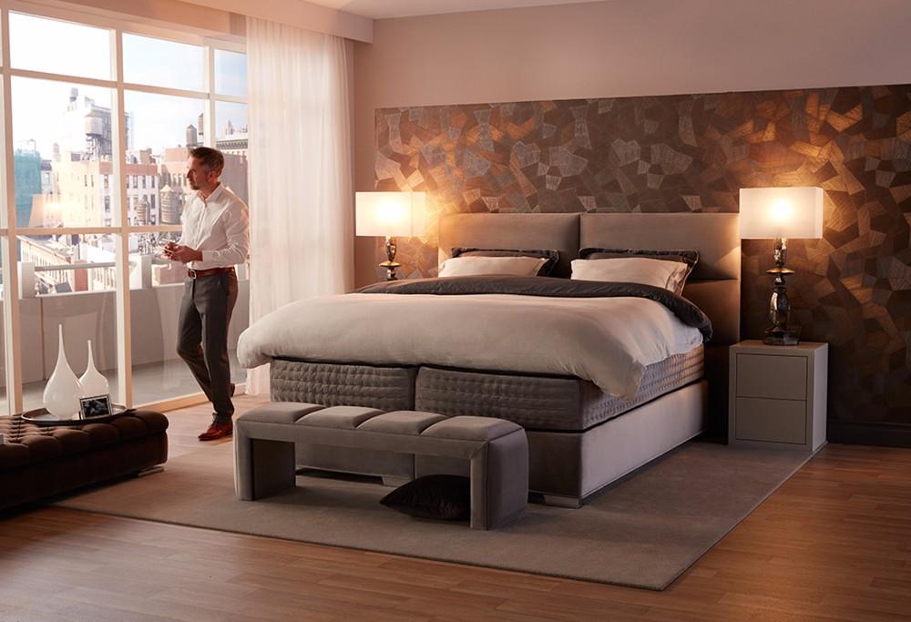 boxspringbett royal eclipse swiss sense. Black Bedroom Furniture Sets. Home Design Ideas