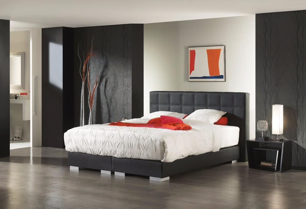 hotelboxspringbett nora delux swiss sense. Black Bedroom Furniture Sets. Home Design Ideas