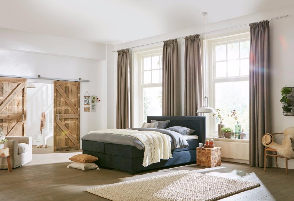 boxspringbett capella bordo swiss sense. Black Bedroom Furniture Sets. Home Design Ideas