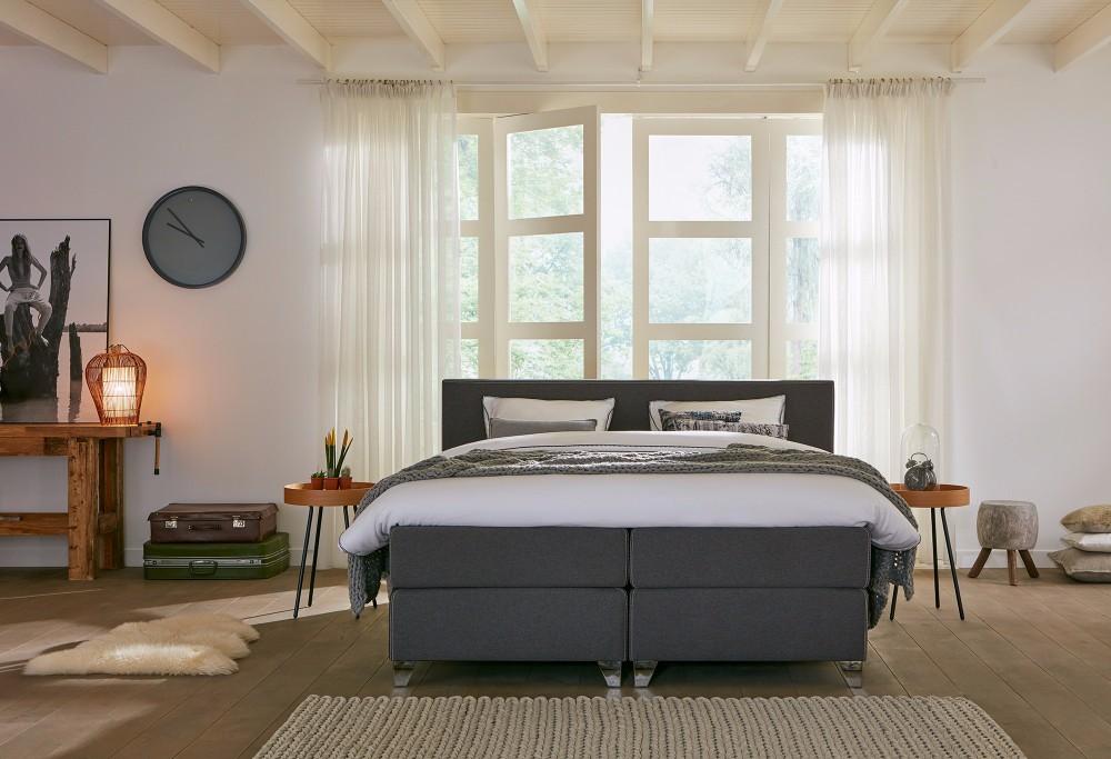 boxspringbett capella verso swiss sense. Black Bedroom Furniture Sets. Home Design Ideas