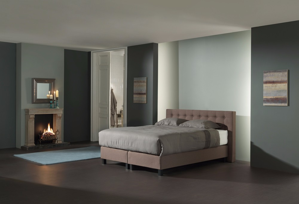 hotelboxspringbett charlotte delux swiss sense. Black Bedroom Furniture Sets. Home Design Ideas