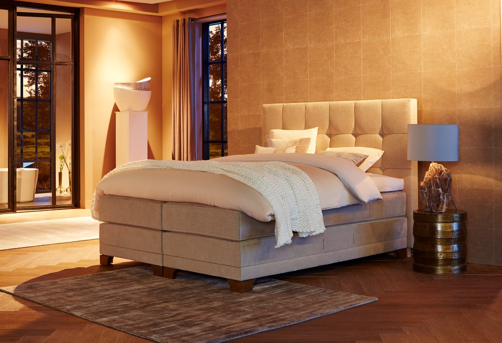 boxspringbett diks sereno swiss sense. Black Bedroom Furniture Sets. Home Design Ideas