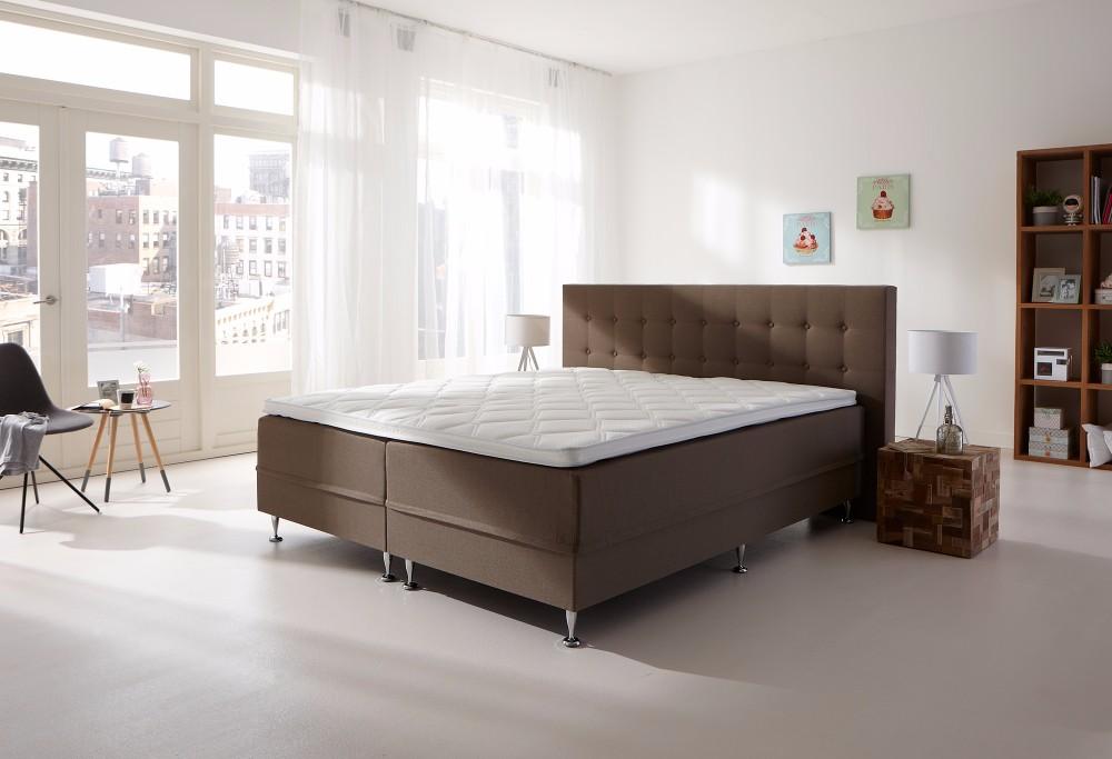 boxspringbett lifestyle 135 swiss sense. Black Bedroom Furniture Sets. Home Design Ideas