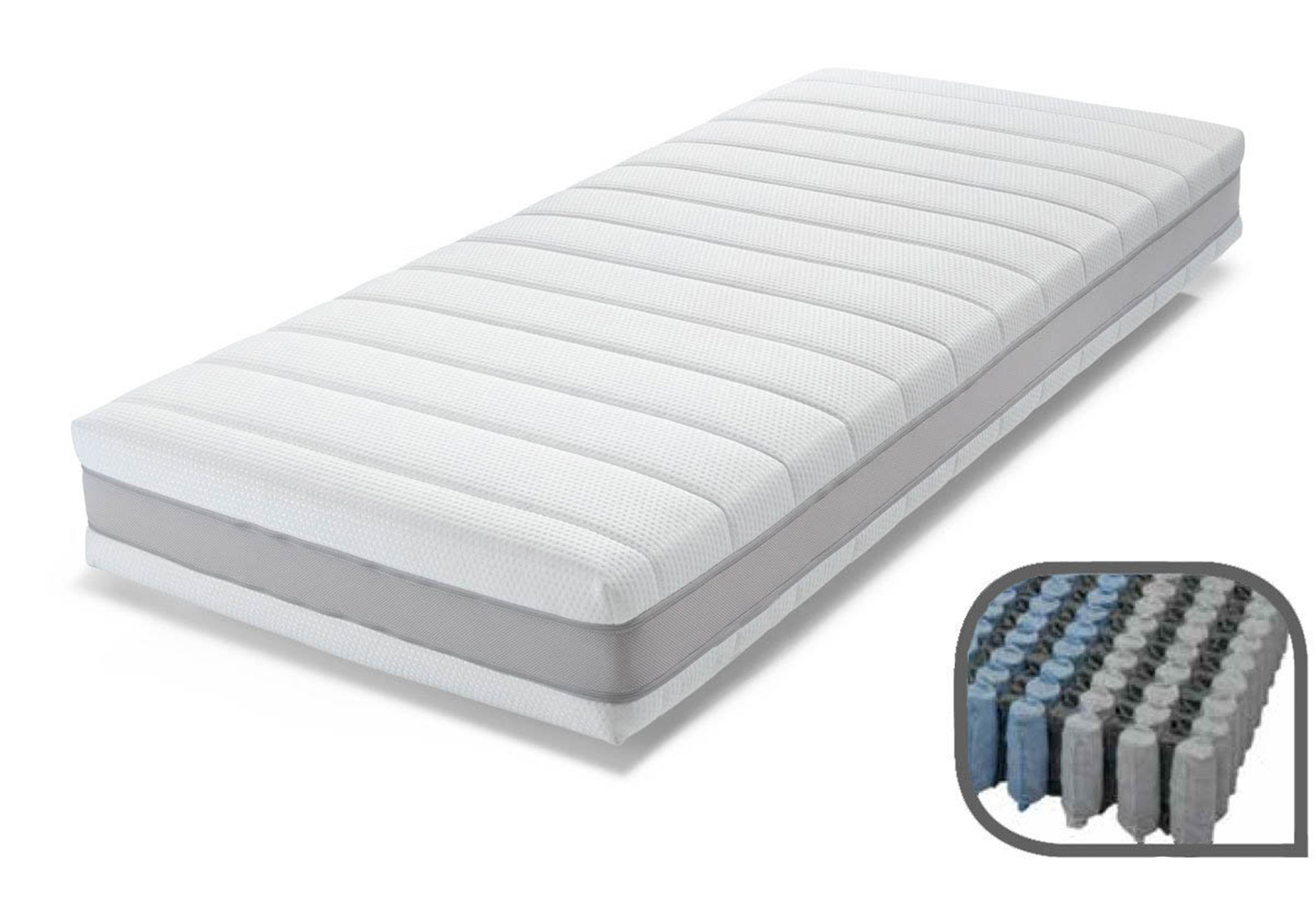 Atmos Visco Traagschuim Matras