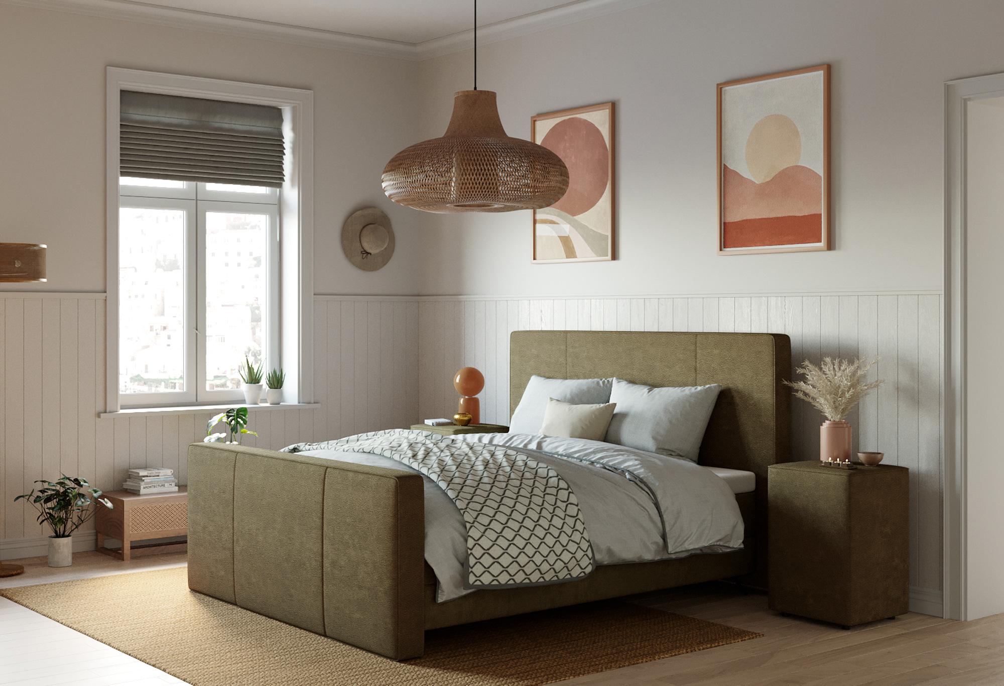 Boxspring Capella Castello | Design | Swiss Sense