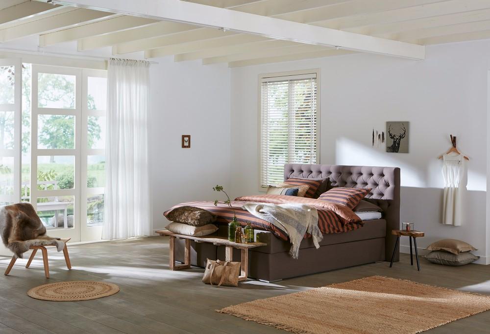 boxspringbett capella estolitto swiss sense. Black Bedroom Furniture Sets. Home Design Ideas