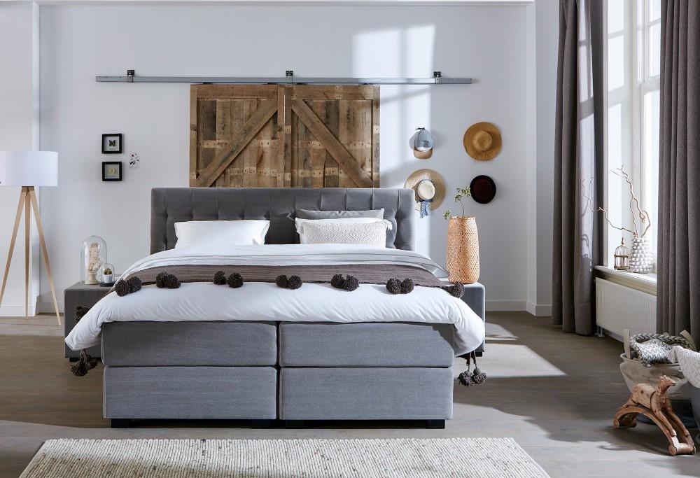 boxspringbett capella falco swiss sense. Black Bedroom Furniture Sets. Home Design Ideas