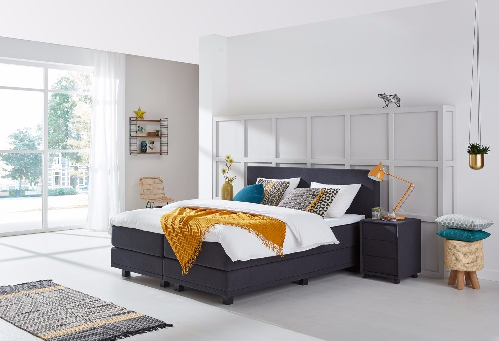 was bedeutet boxspringbett was ist ein boxspringbett wohnen hausxxl wohnen was ist wichtig bei. Black Bedroom Furniture Sets. Home Design Ideas