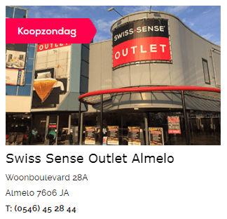Swiss Sense Boxspringbetten Outlet Almelo