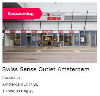 Swiss Sense Boxspringbetten Outlet Amsterdam