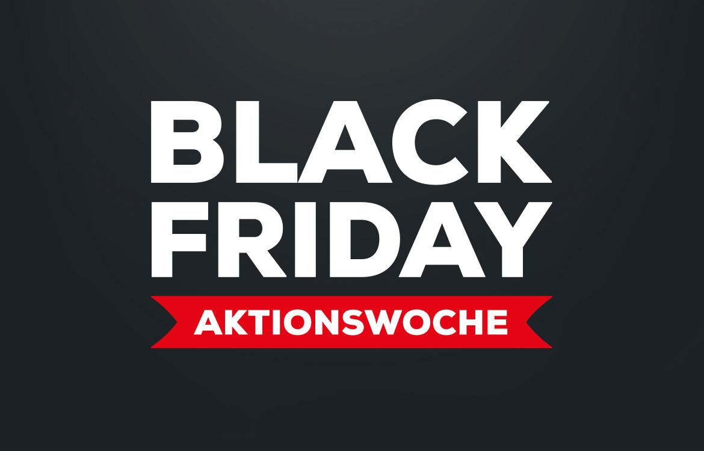 Black Friday Aktionen | Swiss Sense