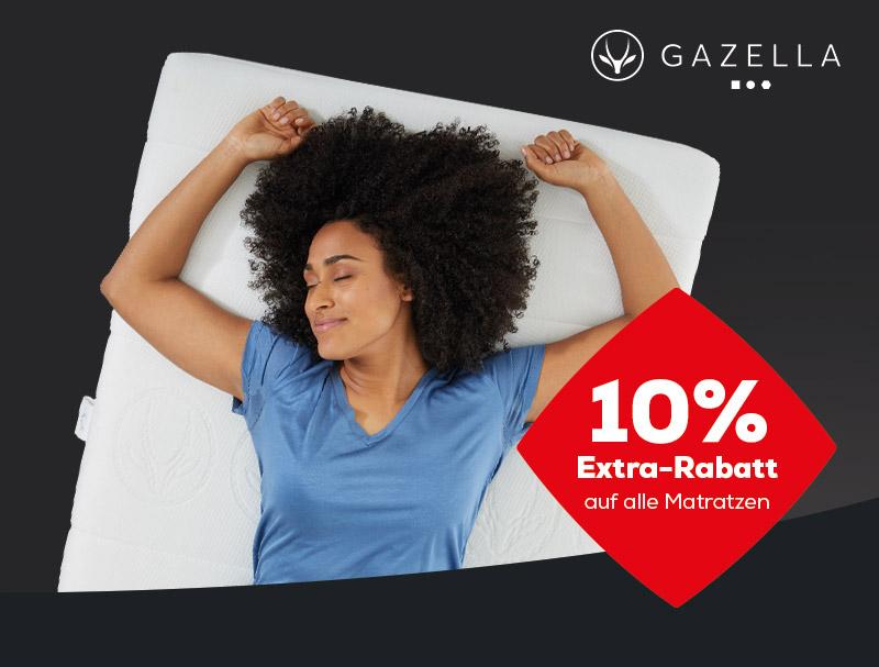 Gazella Matratzen Aktionen Black Friday   Swiss Sense