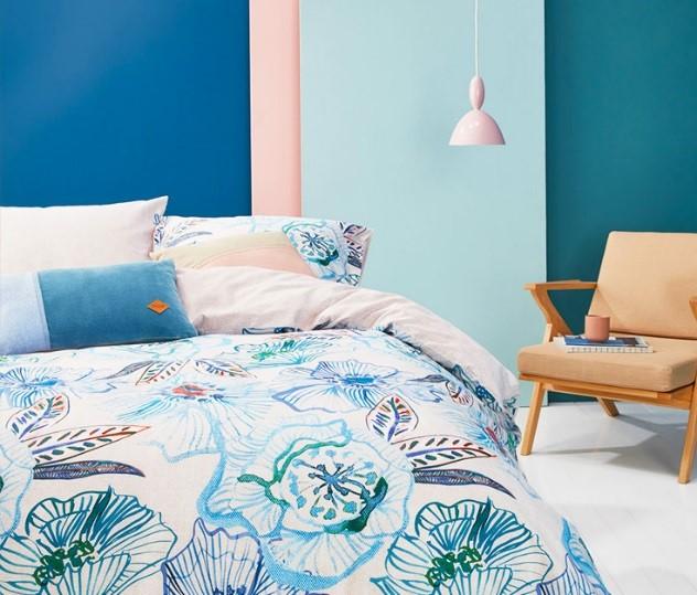 Einrichtungstrend: Color-Blocking in Ihrem Schlafzimmer | Swiss Sense