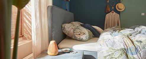 Mach dein Schlafzimmer zu deinem gemütlichen Rückzugsort