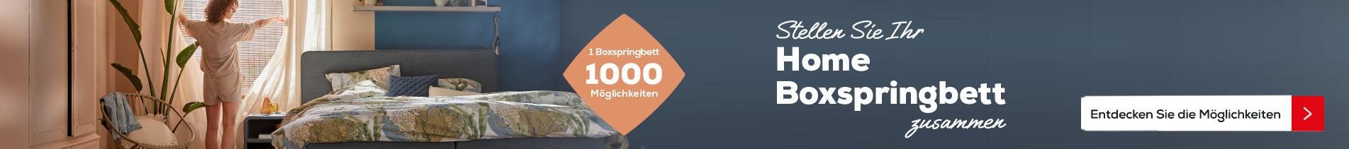 Boxsprings sofort lieferbar | Swiss Sense