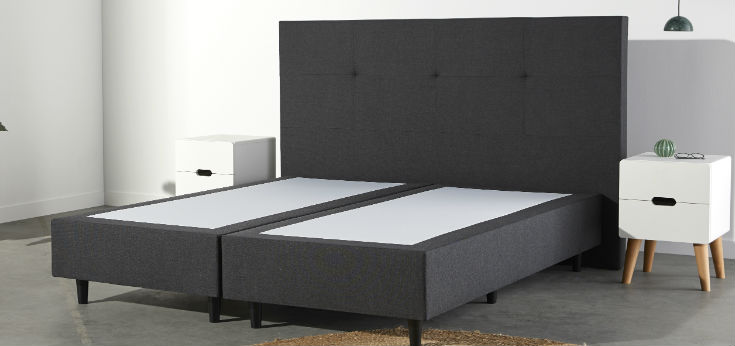 boxspringbett ohne matratze kaufen swiss sense. Black Bedroom Furniture Sets. Home Design Ideas