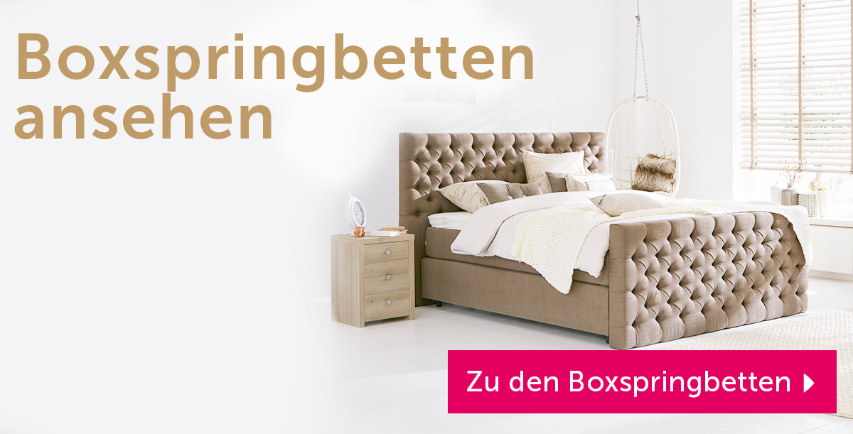 Emejing Ratgeber Boxspringbetten Schlaf Auswahl Ideas - ghostwire ...