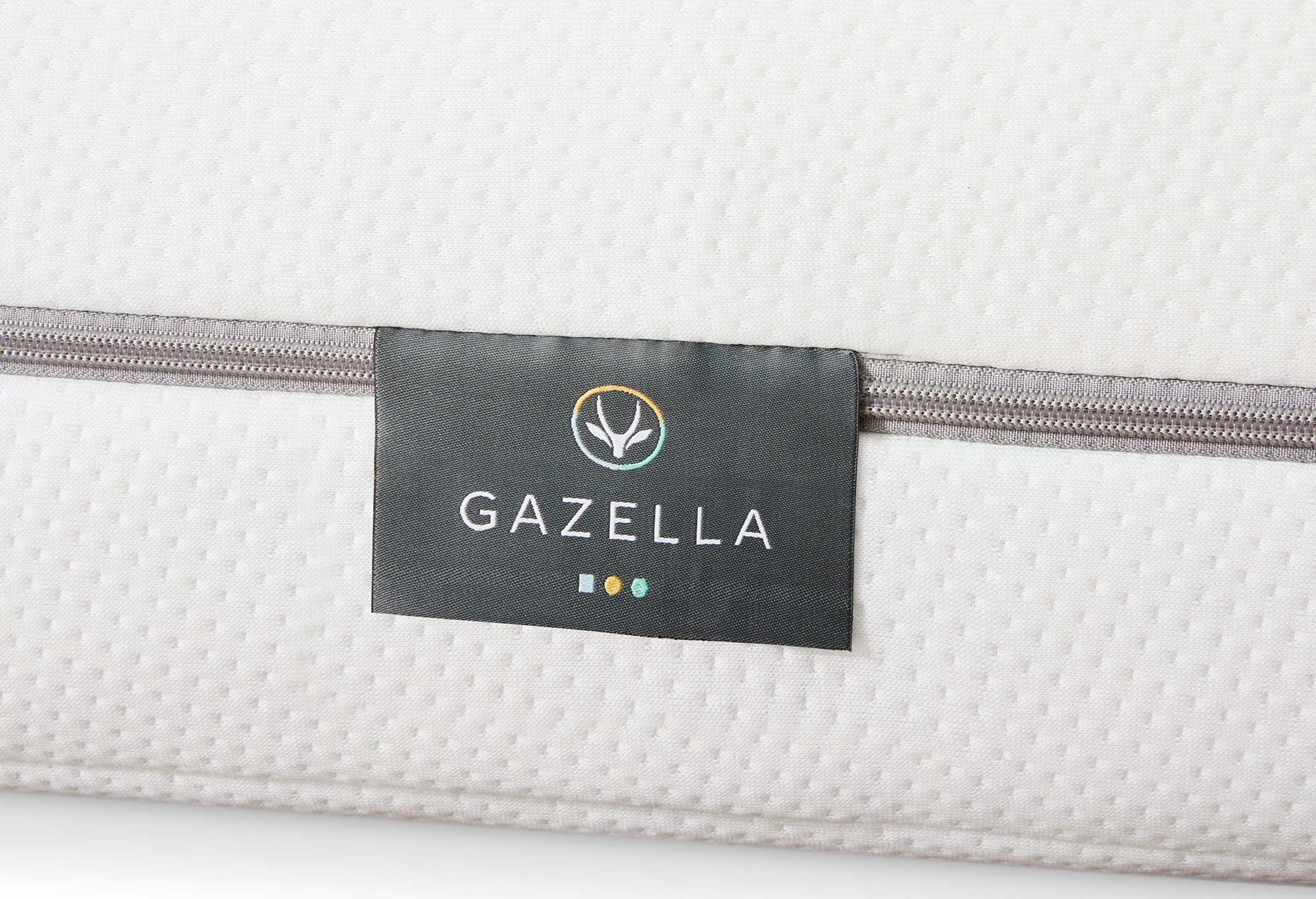 Gazella Support I Tonnentaschen-Federkernmatratze   Swiss Sense