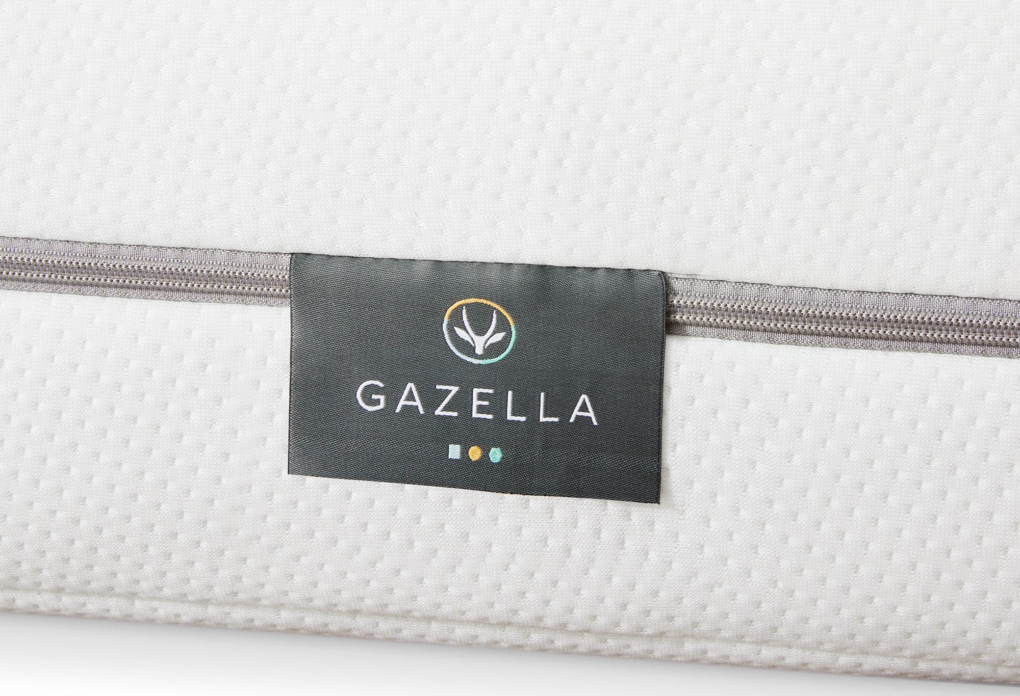 Gazella Support I Tonnentaschen-Federkernmatratze | Swiss Sense