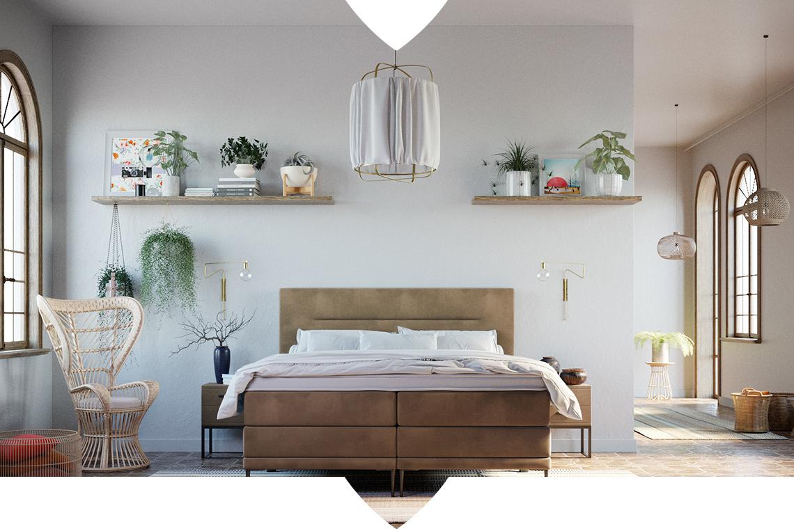 Boho Stil Schlafzimmer – Caseconrad.com