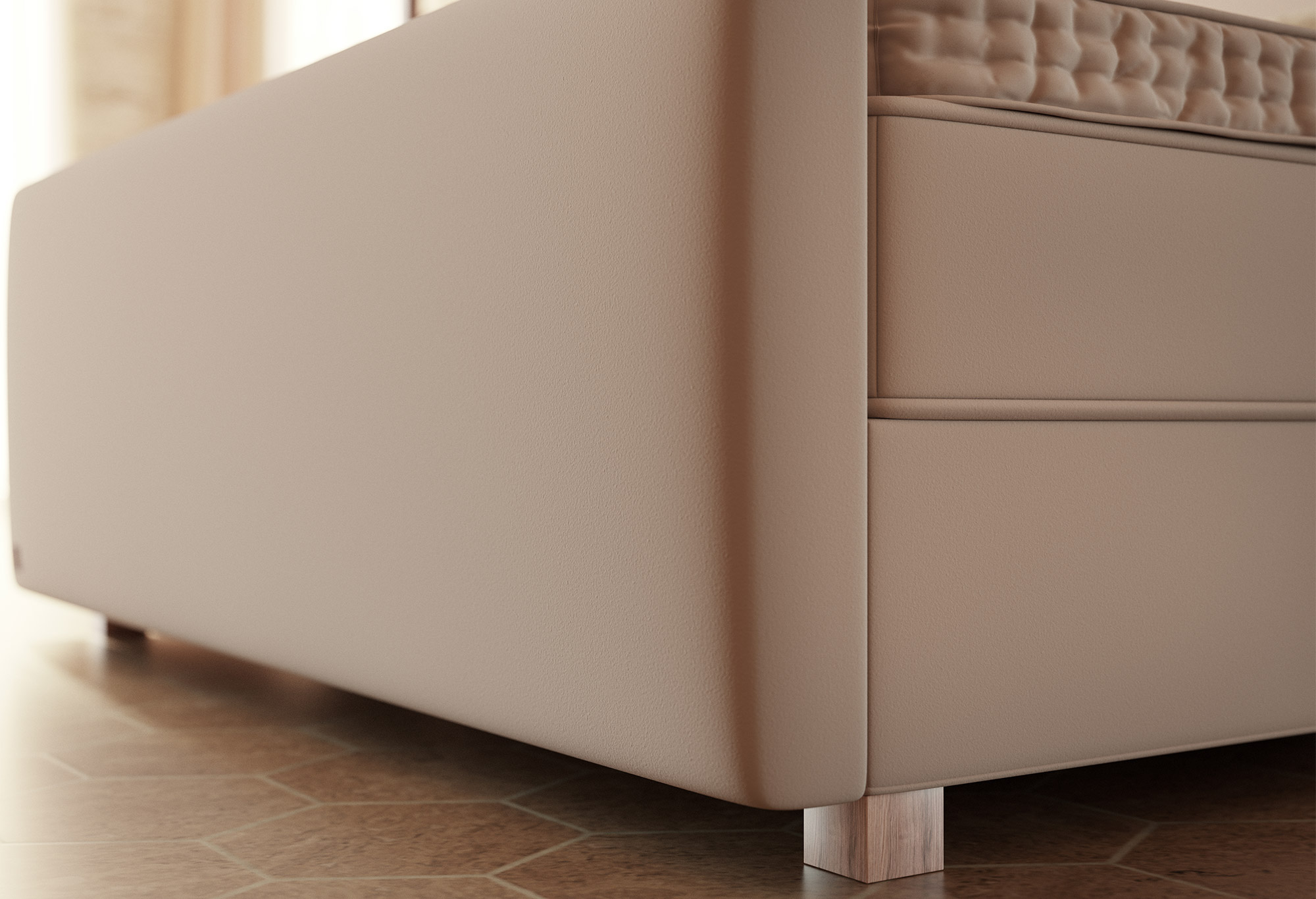 Boxspring Royal Olympus | Poten |Swiss Sense