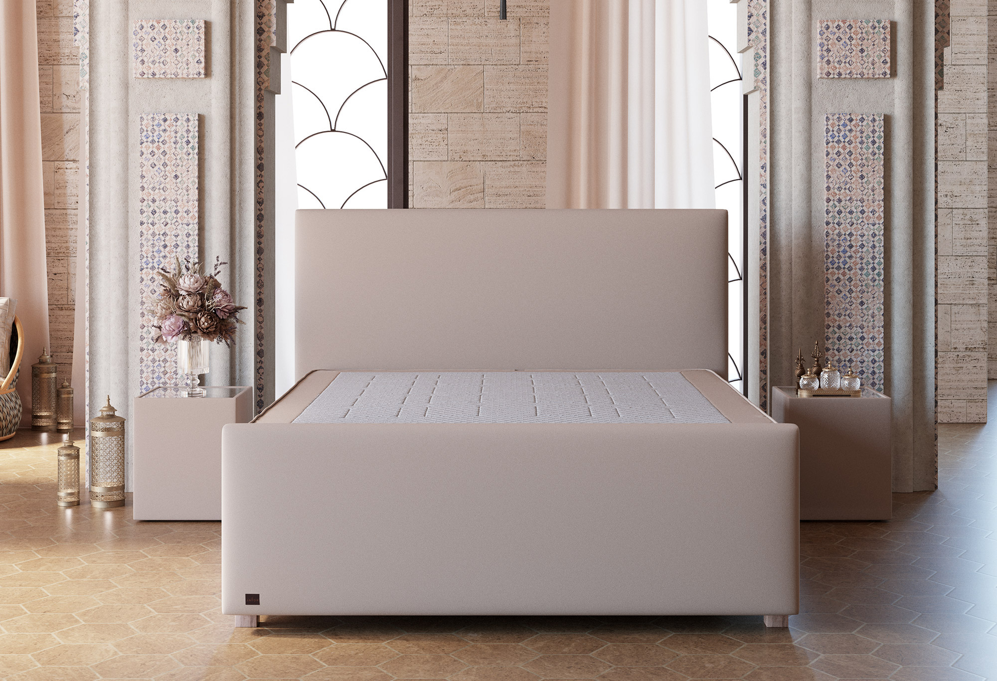 Boxspring Royal Olympus | Matras |Swiss Sense