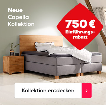 Capella Kollektion Frühlings Angebote | Swiss Sense