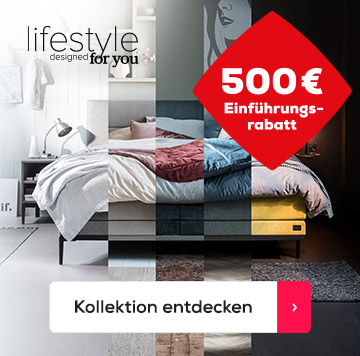 Lifestyle designed for you Kollektion Frühlings Angebote | Swiss Sense