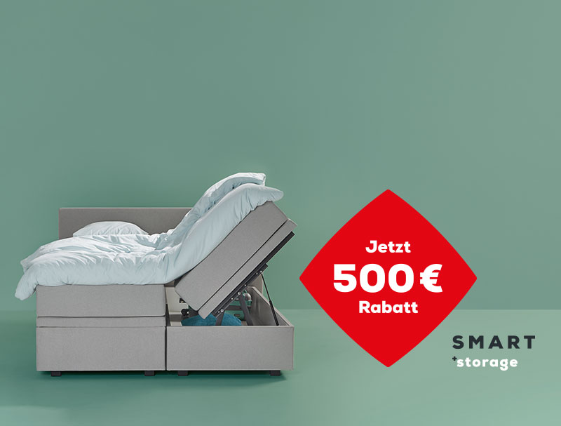 500 € Rabatt auf die SMART Kollektion | Swiss Sense