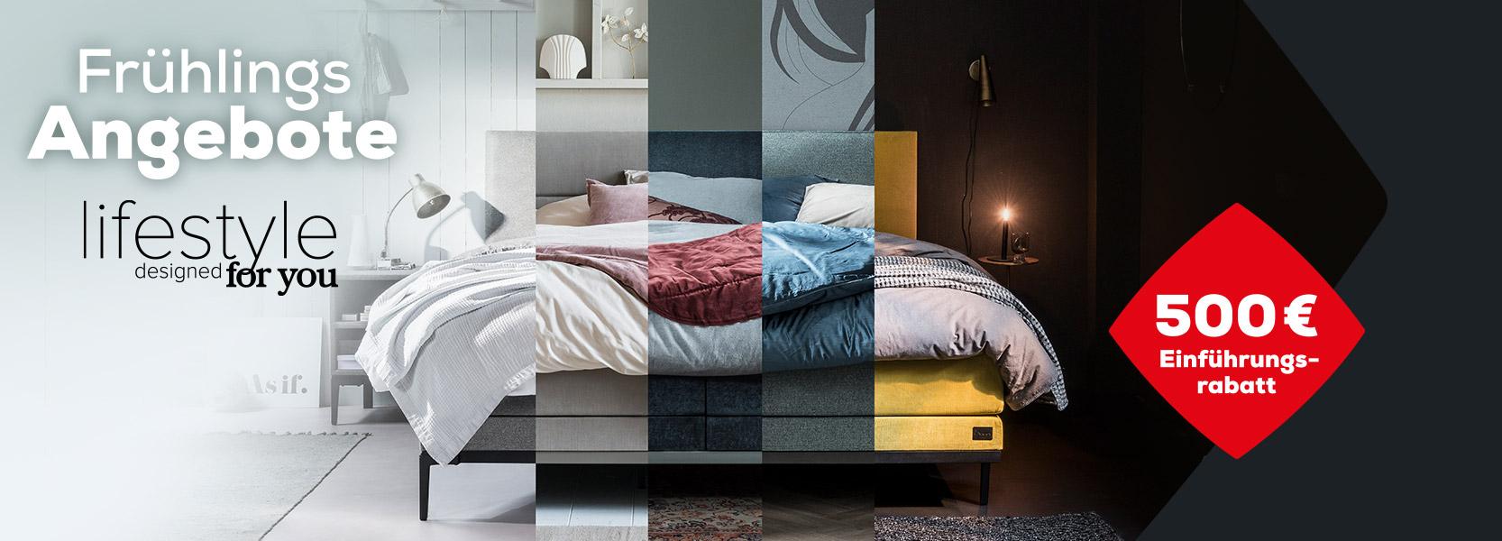 Lifestyle designed for you Kollektion Frühlings Angebote| Swiss Sense