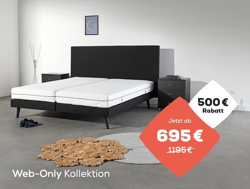 500 € Rabatt auf die Web-Only Kollektion während des Late Summer Deals | Swiss Sense
