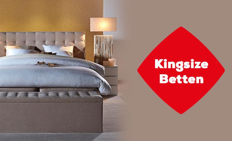 Kingsize Betten | Swiss Sense