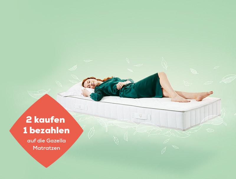 Matratzen Kollektion - Late Summer Deals | Swiss Sense