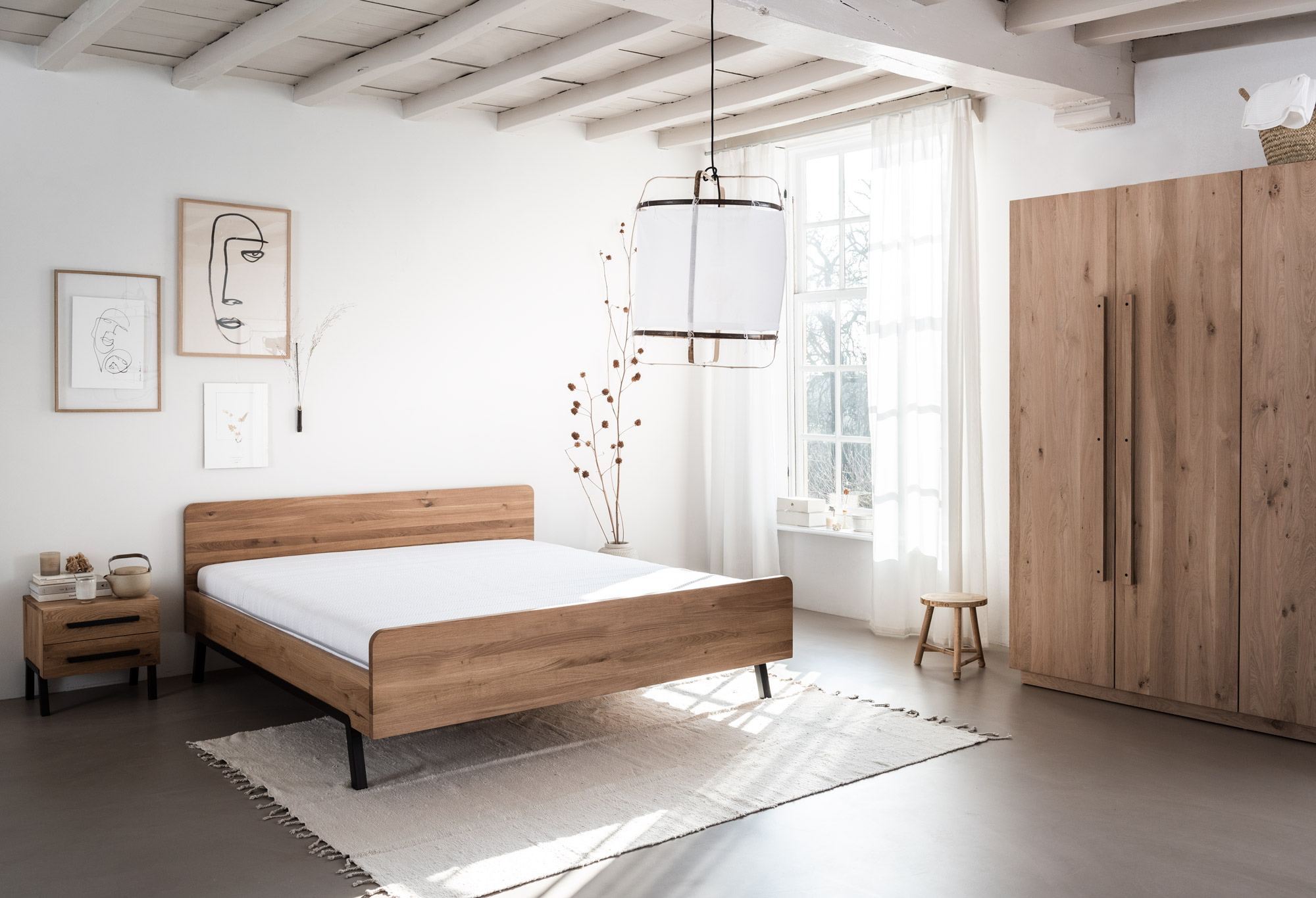 Bedframe balance Pure   Swiss Sense