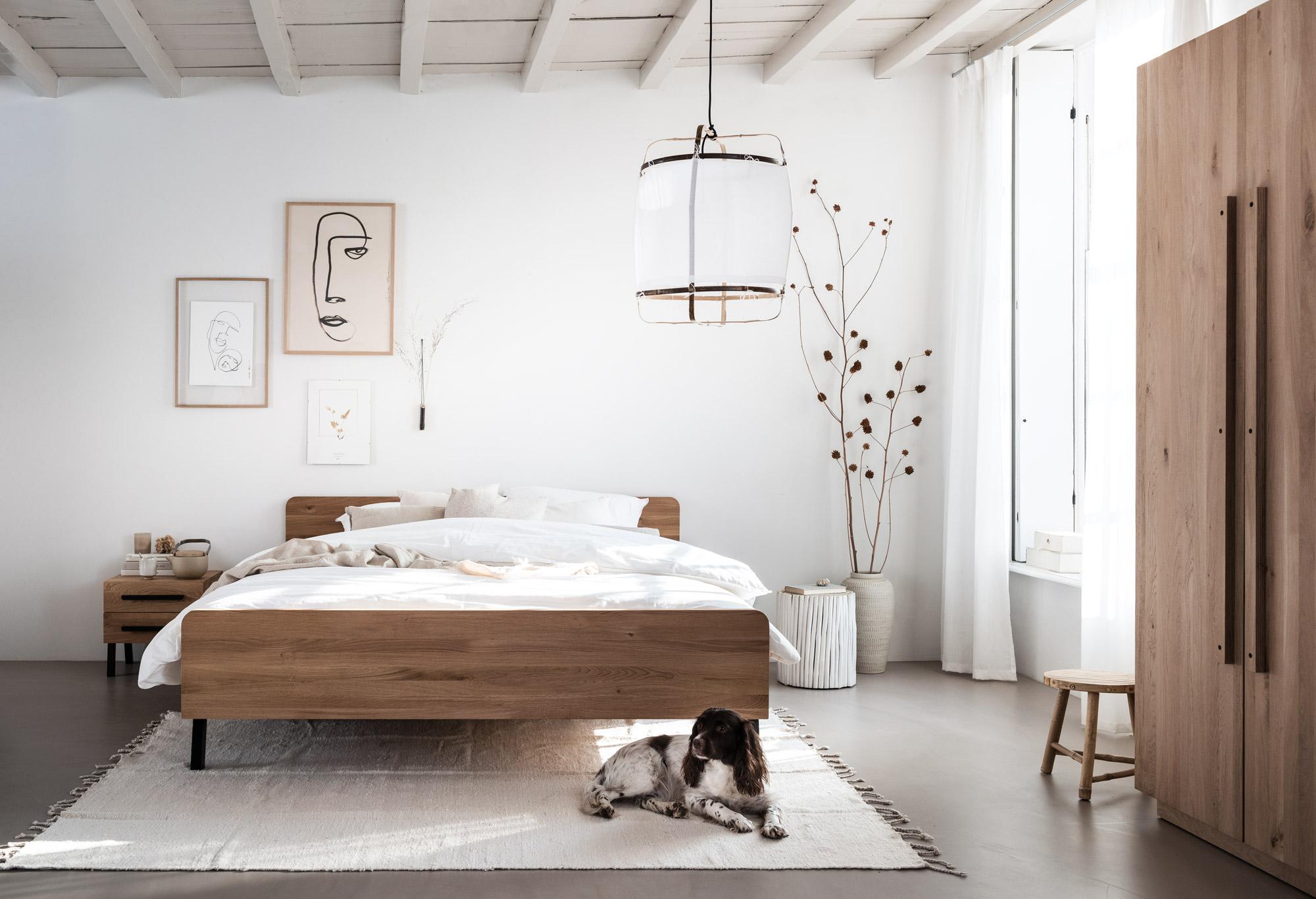Bedframe balance Pure | Swiss Sense