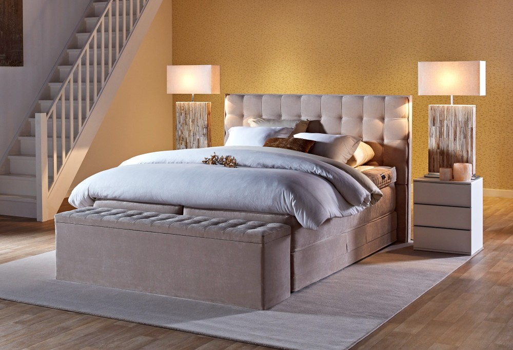 boxspringbett royal madison swiss sense. Black Bedroom Furniture Sets. Home Design Ideas