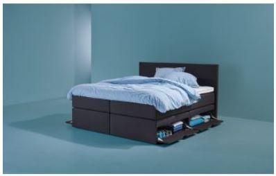 Bett mit Stauraum - SMART storage 01
