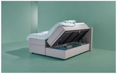 Bett mit Stauraum - SMART storage 02