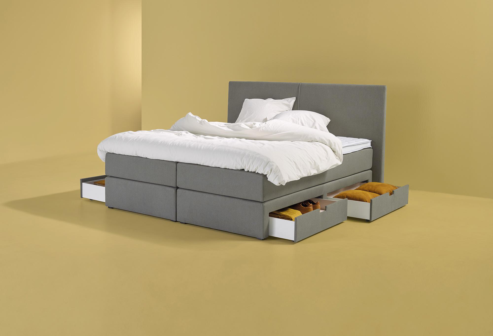 Boxspringbett Smart Storage 03 - Sofort lieferbar  Swiss Sense
