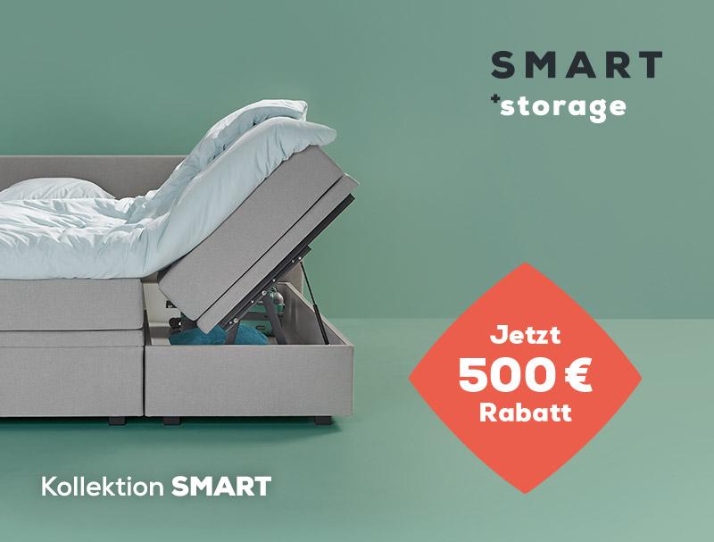 500 € Rabatt auf die SMART Kollektion während des Summer Sales | Swiss Sense